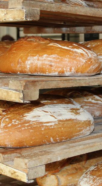pekařství řečice - kvalitní suroviny